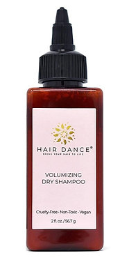 Hair Dance Volumising Dry Shampoo- Grapefruit 57.6g