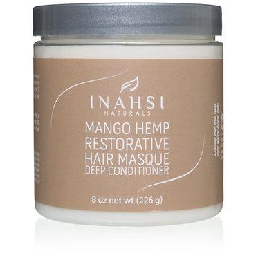 Inahsi Naturals Mango Hemp Restorative Deep Conditioner 8oz/226gg