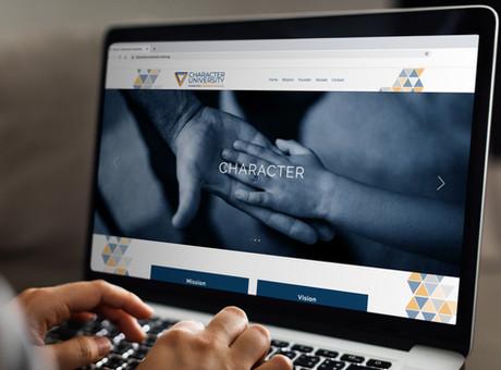 Character University Website