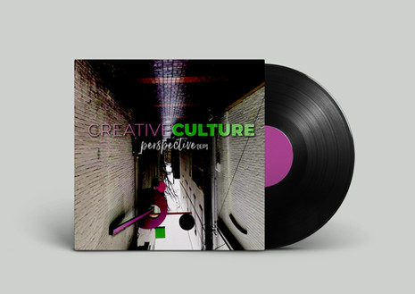 Creative Cutlure - Perspective Album Art