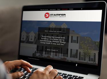 Stamper Realty Group Website