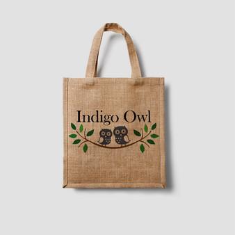 Indigo Owl Creations Logo