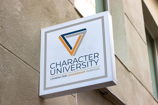 Character University Logo