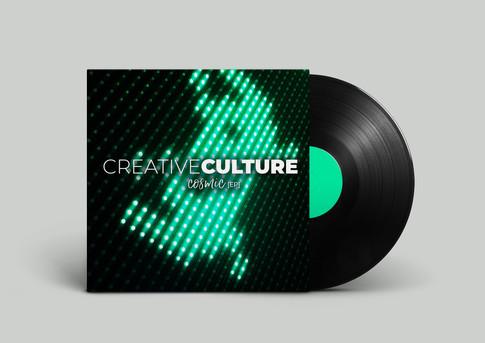Creative Cutlure - Cosmic Album Art