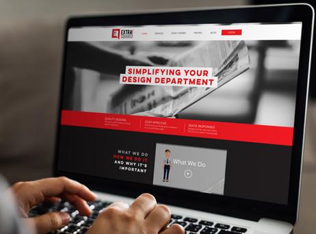 Extra!Squared Website