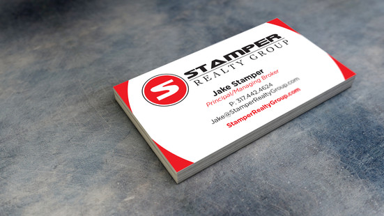 Stamper Realty Group Business Card