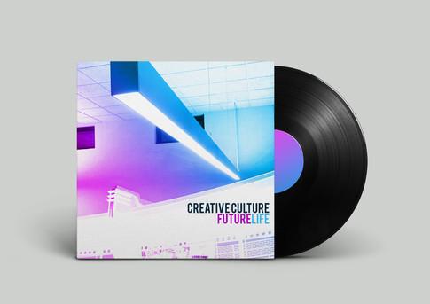 Creative Cutlure - FutureLife Album Art