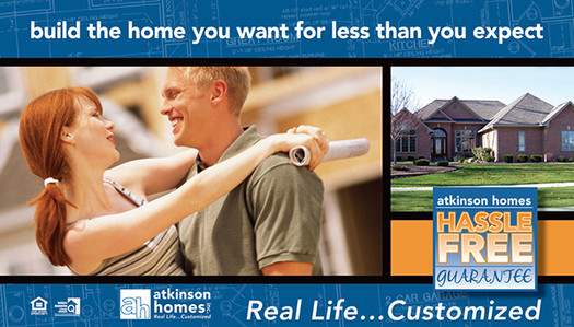 Atkinson Homes - Direct Mail