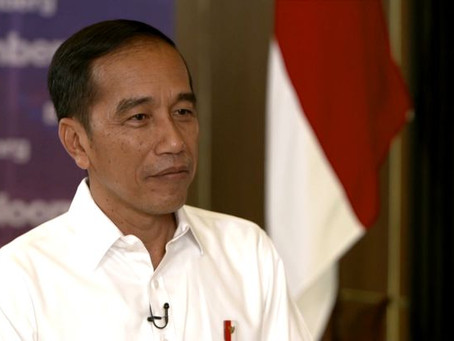 Indonesia Will Open Up to More Foreign Investment, President Jokowi Says
