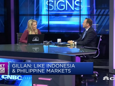 CNBC Investors should look at countries such as the Philippines and Indonesia