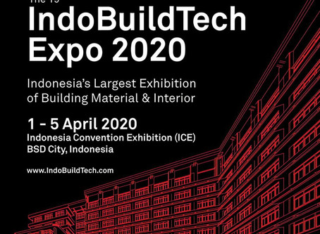 IndoBuildTech Expo 2020