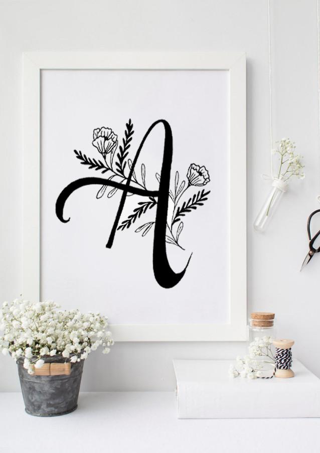 Art & Illustration | Monogram