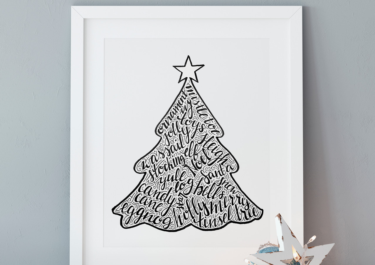 Art & Illustration | OESD Holiday Embroidery Collection