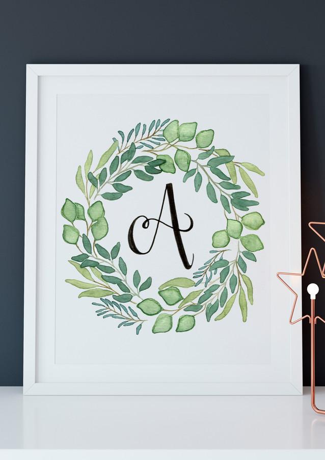 Wedding | Monogram
