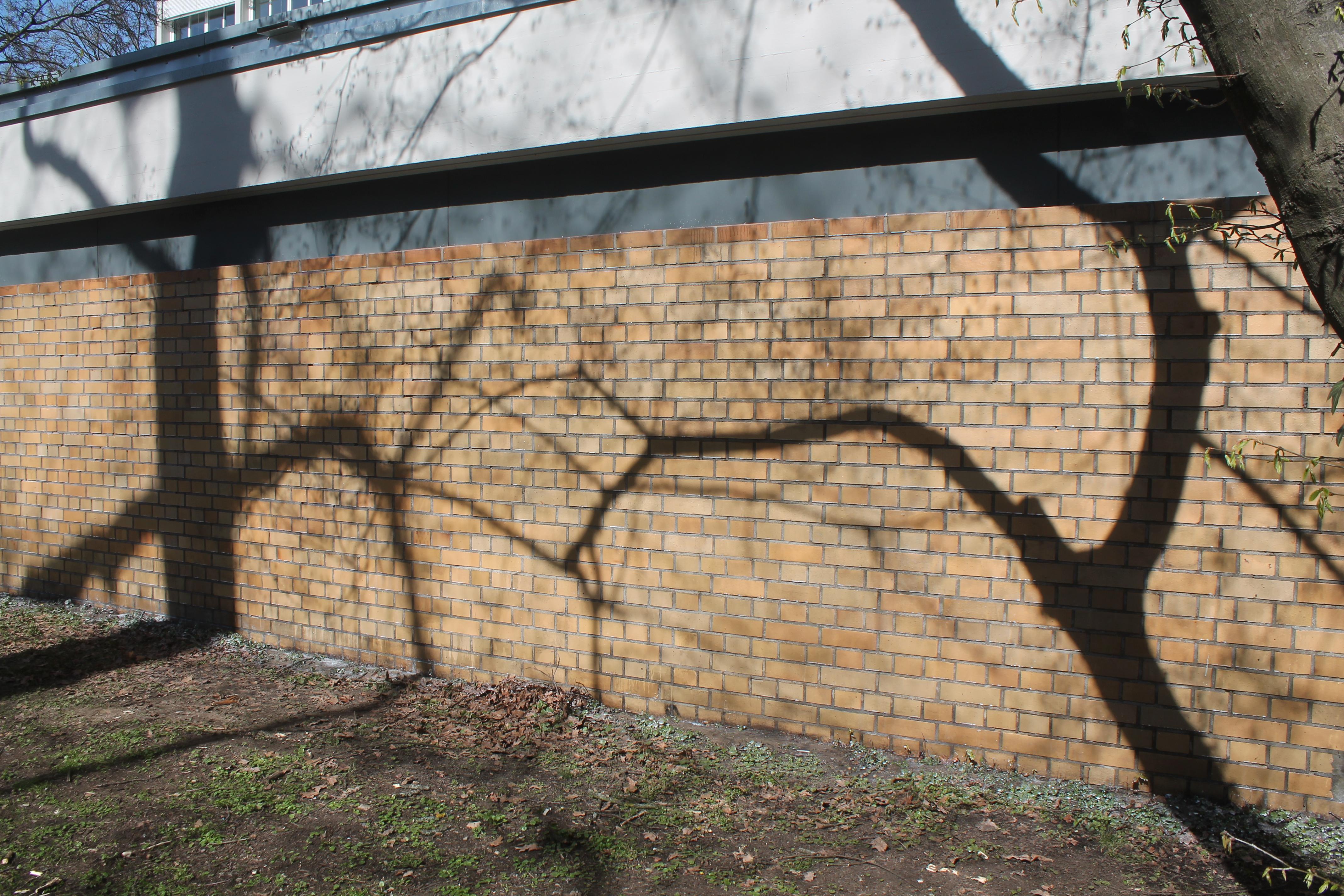 Graffiti wurde entfernt