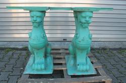 Bronze Statuen reinigen