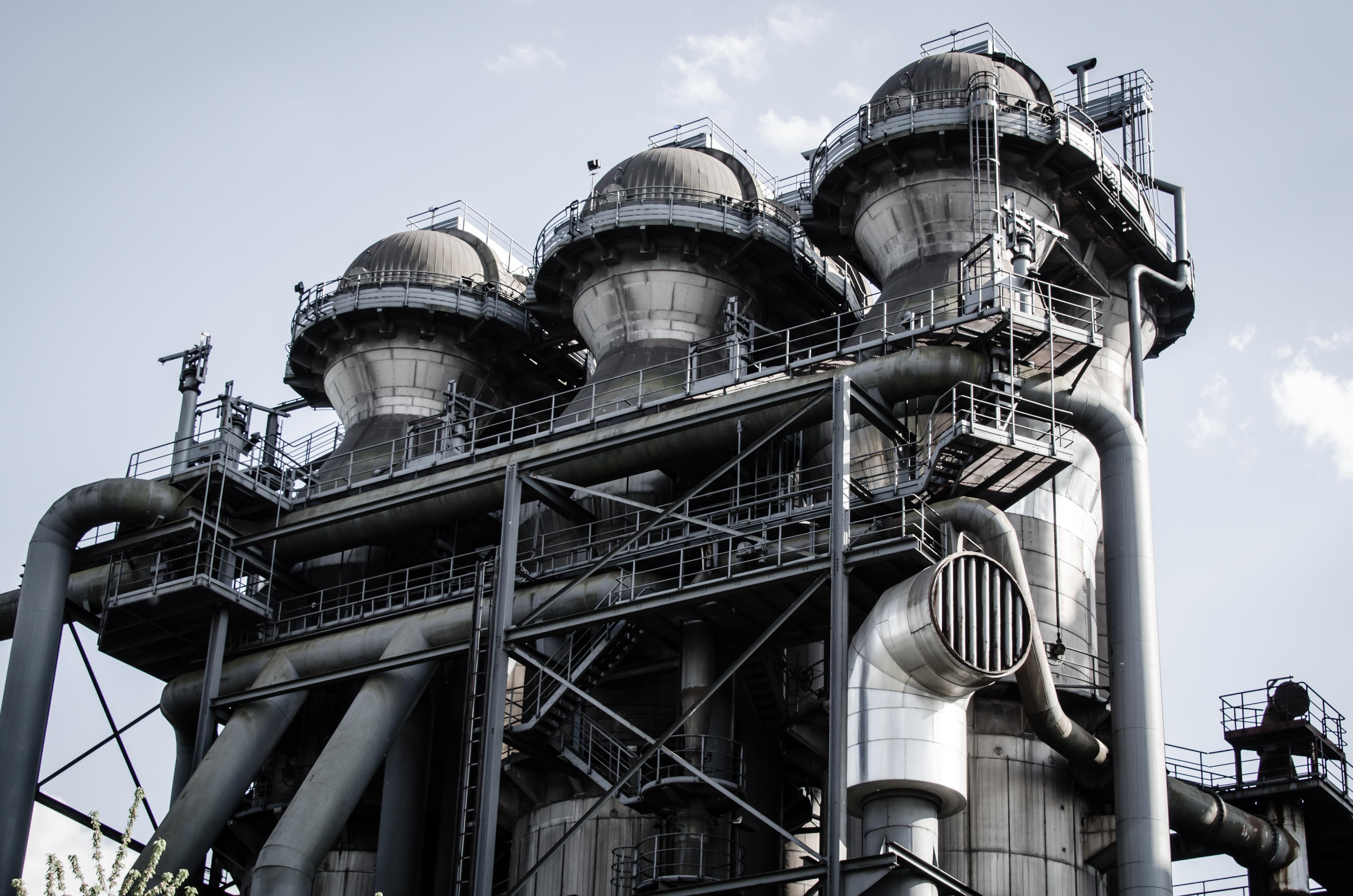 Industrieanlagen reinigen