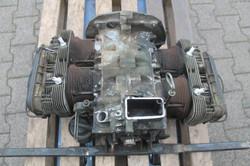Alter Porsche 914 Motor