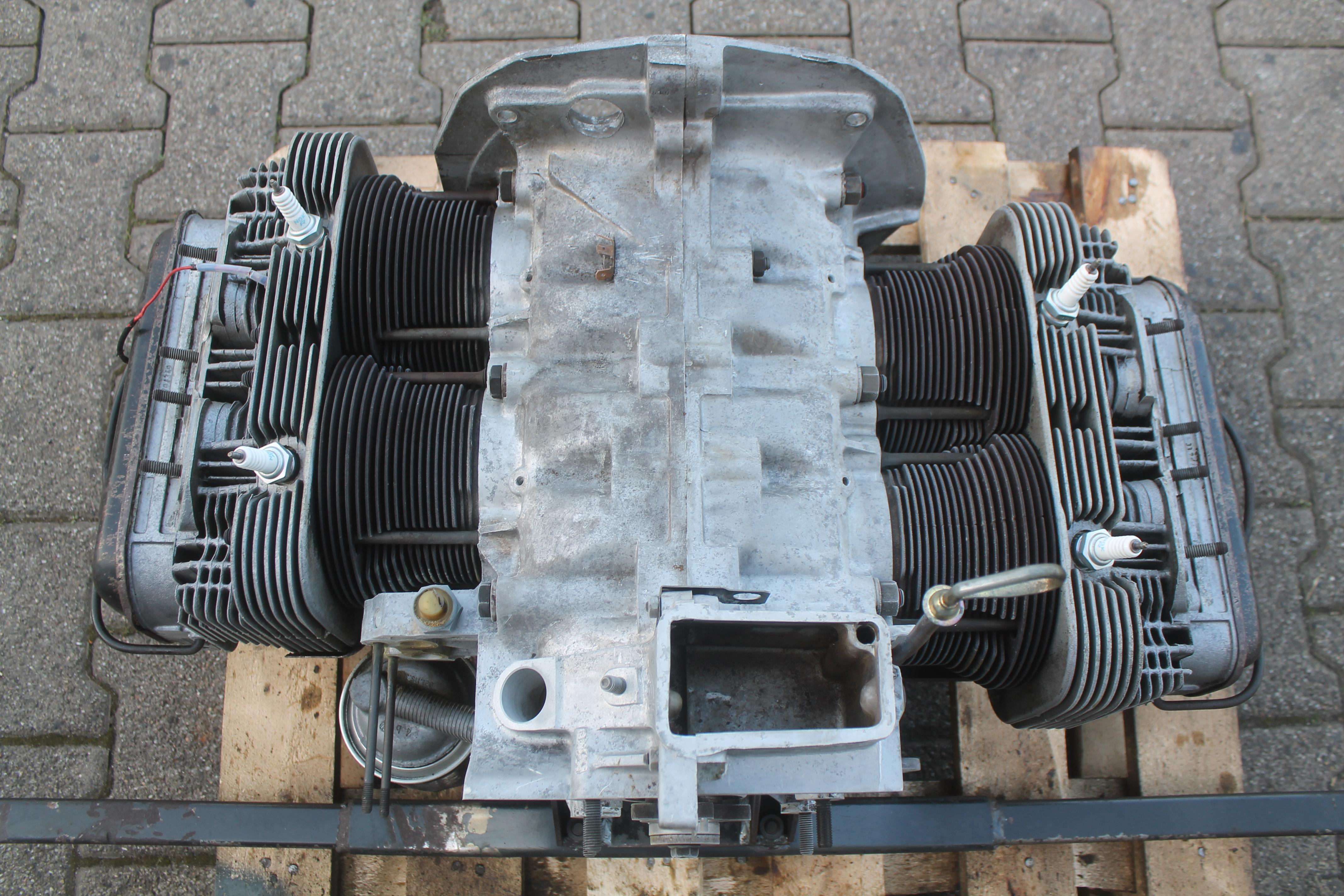 Motor Porsche 914