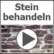 Button Stein behandeln
