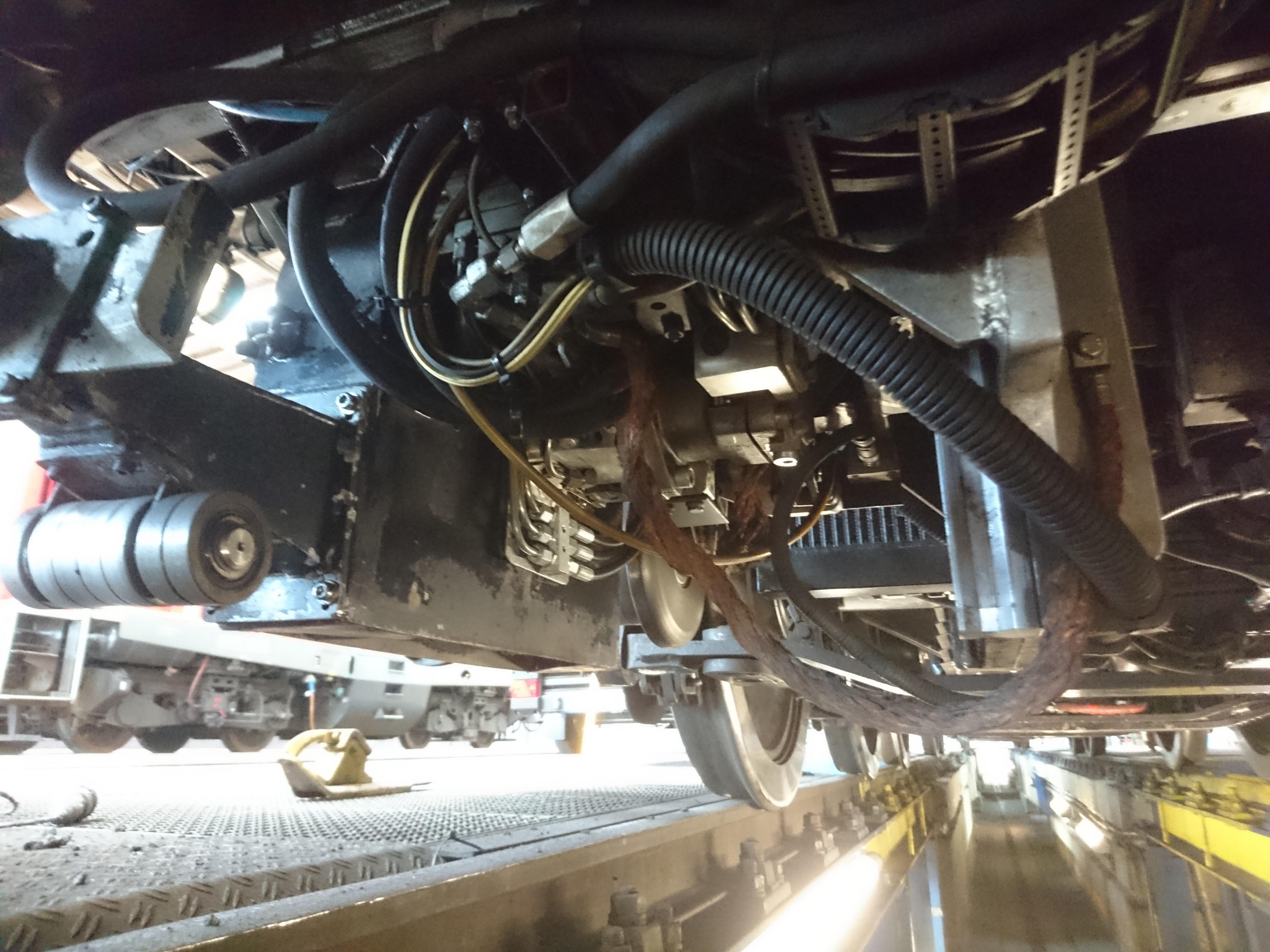 Gereinigte Mechanik