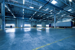 Industriehallen reinigen