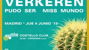 """Presentación de """"Pudo Ser Miss Mundo"""" en Madrid"""