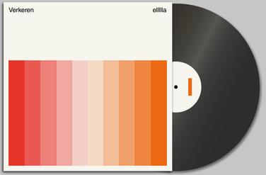 Edición limitada de ellllla EP en vinilo disponible a partir del próximo 14 de Febrero