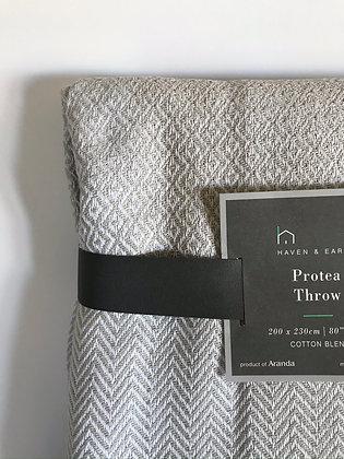 Protea Throw