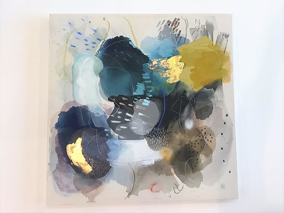 Vicky Sanders - Abstract