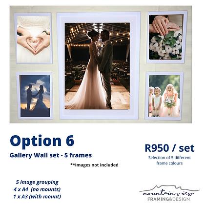 Gallery Wall Set - Option 6