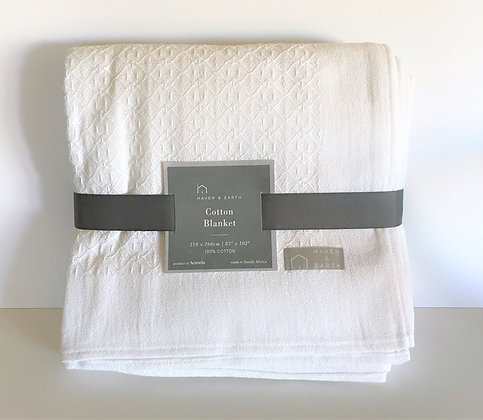 Cotton Blanket