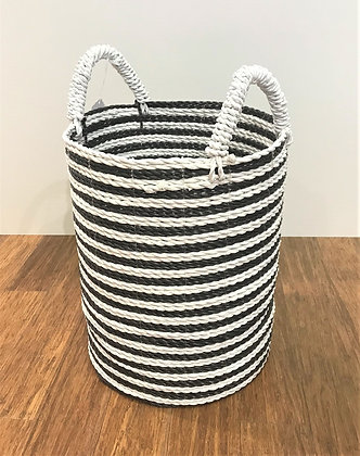 Black & White basket