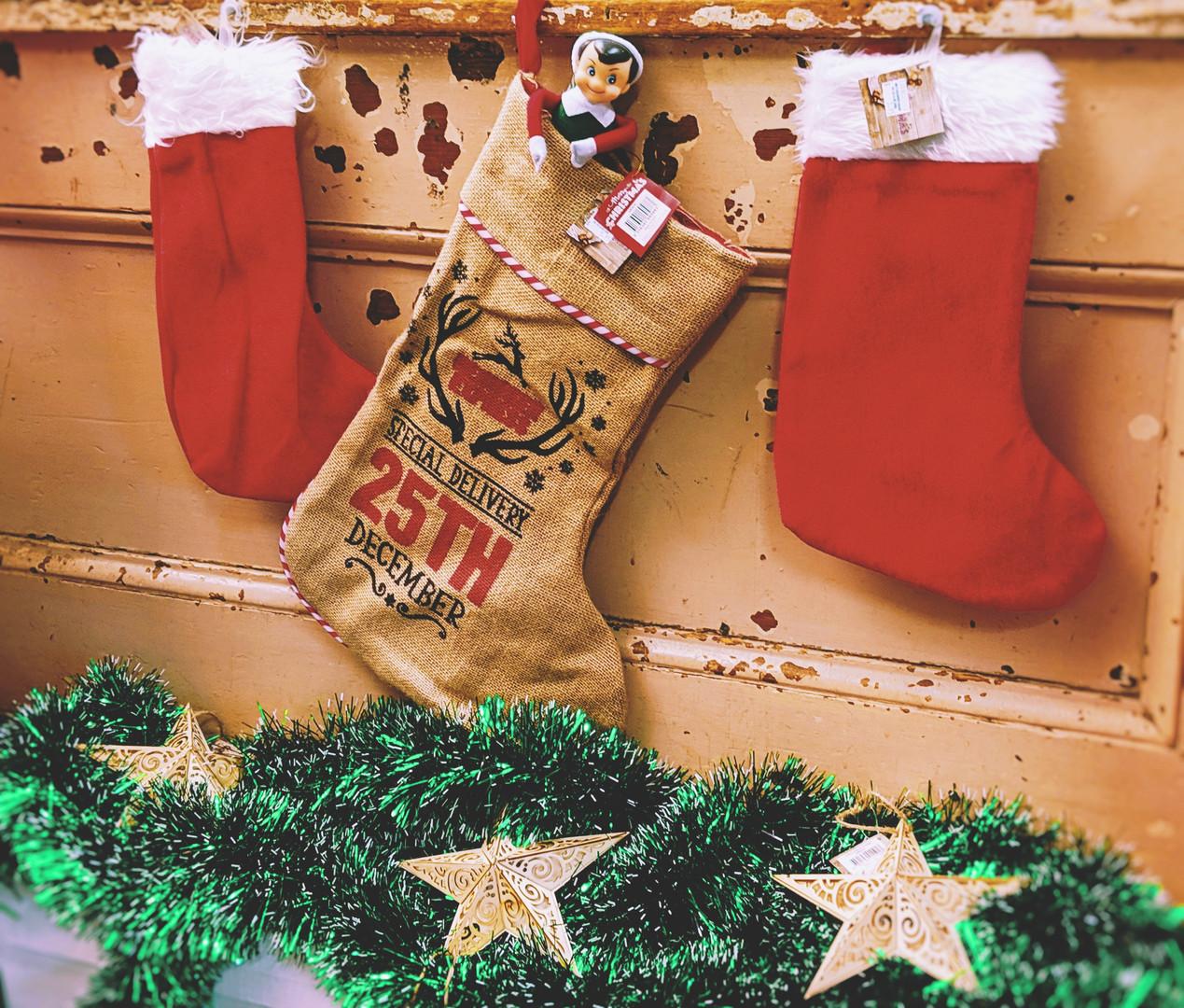 Christmas Stockings 2018
