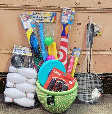 Holiday outdoor fun essentials Apr 2019