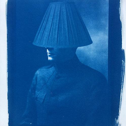 digital of Illuminated man number 2