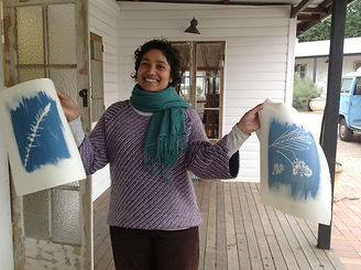 Cyanotype workshops