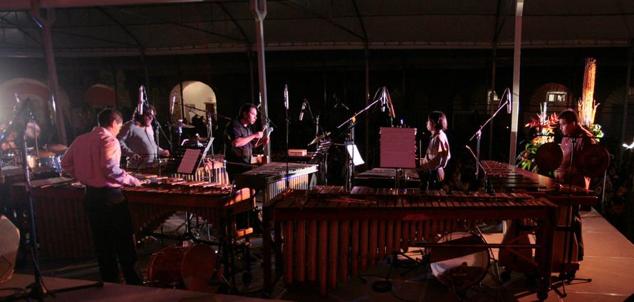 Festival de Música de Morelia. 2009