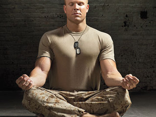 Yoga and Meditation is providing Veterans with a second chance at life