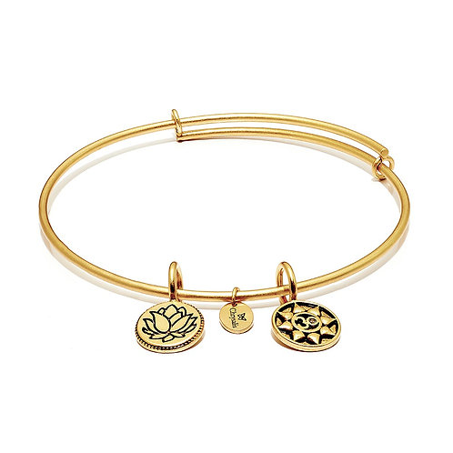 Chrysalis Life Mantra Expandable Bangle