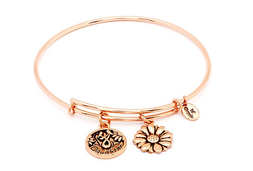 Chrysalis Friend & Family Daughter Expandable Bangle