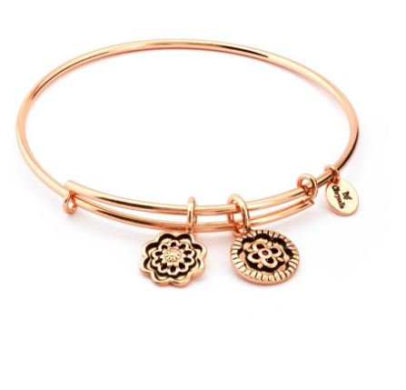 Chrysalis Life Happiness Expandable Bangle