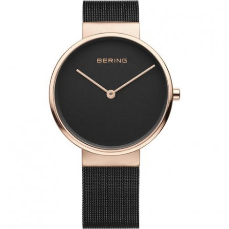 BERING Time 14539-166 Classic Collection Watch with Mesh Band and scratch resist