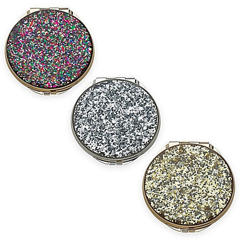 kate spade new york Simply Sparkling™ Glitter Compact