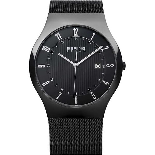 BERING Time 14640-222 Men Solar Collection Watch with Stainless-Steel Strap and