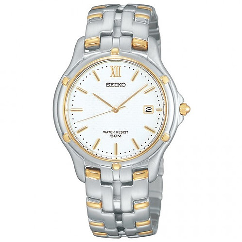 Seiko Men's SLC028 Le Grand Sport Two-Tone Watch