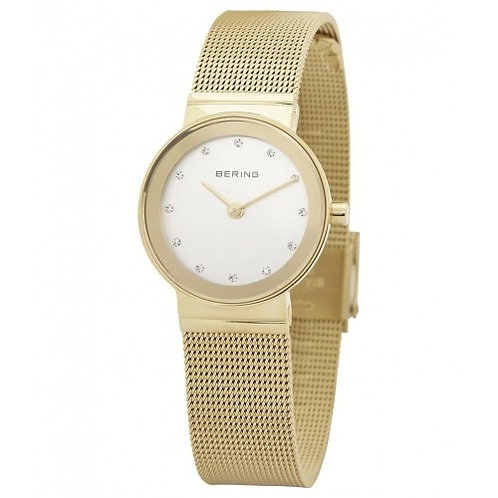 BERING Time 10126-334 Ladies' Classic Collection Watch with Mesh Band