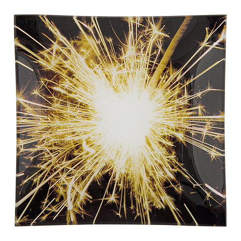 kate spade new york Snap Happy Sparklers Decorative Tray