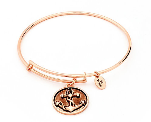 Chrysalis Oceania Anchor Expandable Bangle