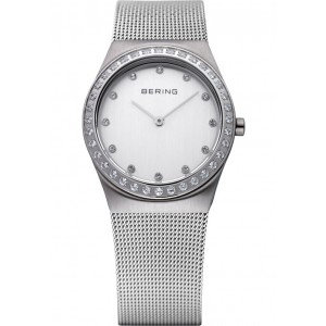 BERING Time 12430-000 Women Classic Collection Watch with Stainless-Steel Strap